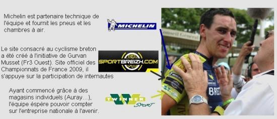 Bretagne-Schuller, Michelin, Sportbreizh, Twinner