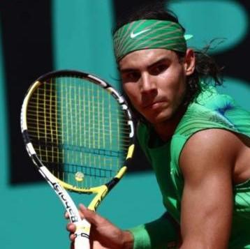 Nadal utilise Babolat depuis ses débuts