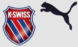 Puma attaque K-Swiss