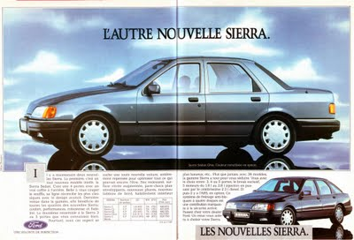 Pub - Ford Sierra - 1987 (Large)