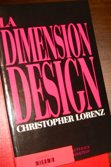 La Dimension Design (C. Lorenz)