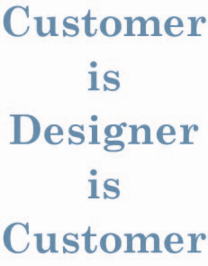 customer-is-designer-is-customer