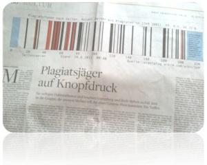 Plagiatsjäger auf Knopfdruck