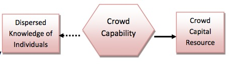 Prpić, J., & Shukla, P. (2013). The Theory of Crowd Capital. Proceedings of the Hawaii International Conference on Systems Sciences #46