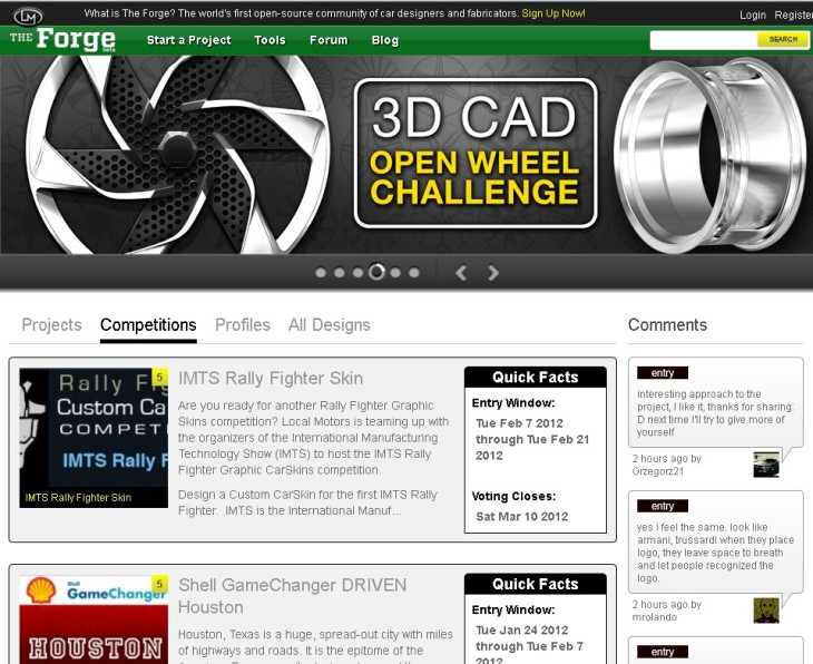 competitions-page