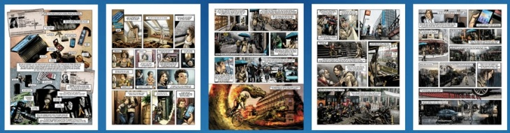 storyboard pages