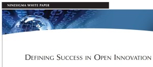 Defining Success in Open Innovation