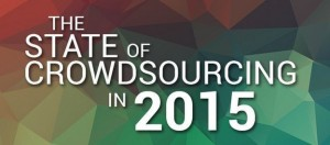 "Download the ""State of Crowdsourcing 2015"" trend report"