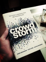 The crowdstorm book cover
