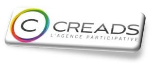 creads logo