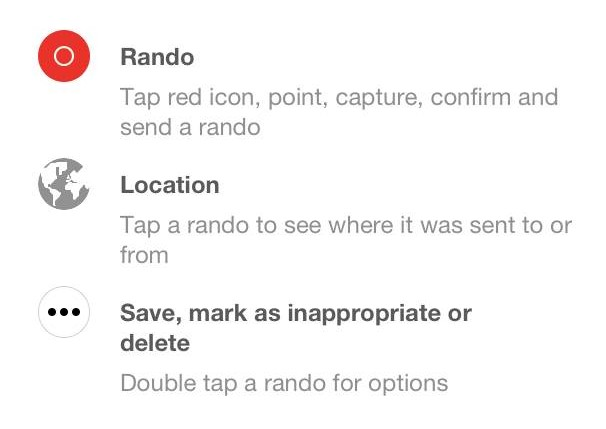 rando-app-welcome-screen