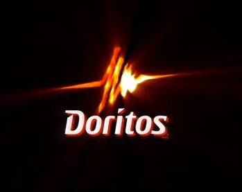 The Doritos logo in 2006
