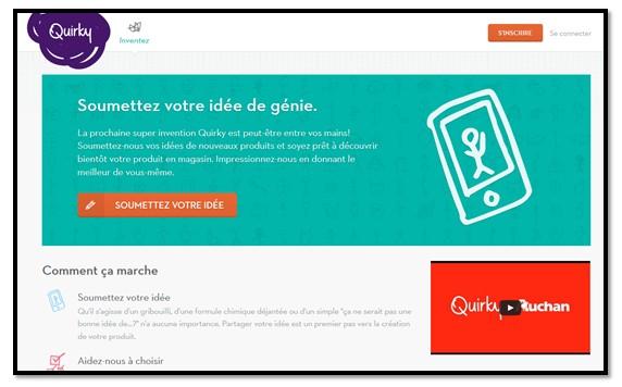 Cliquez pour accéder à fr.quirky.com