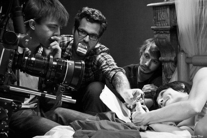 SFR Cinema Edward Alexandre Dinaut Team