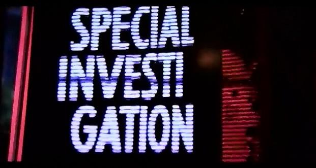 Spécial Investigation