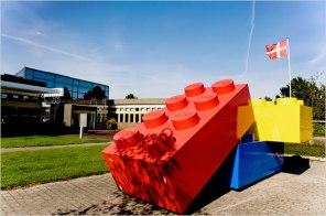lego sculpture denmark