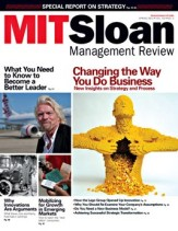 "Click to access articles tagged ""LEGO"" on MIT Sloan Management Review"