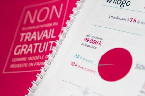 """Une pétition et un rapport contre le """"travail gratuit"""" comme moyen de pression de certains créatifs (image via Marie&Julien, clickez pour accéder à leur billet)"""