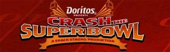 "For Super Bowl XLI in February 2007, Doritos launched the ""Crash the Super Bowl"" contest to allow consumers to create their own Doritos commercial (image via videocontestnews.com)"