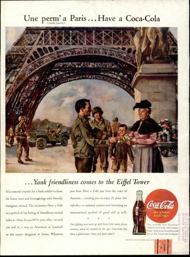 My Favorites of April: Coca-Cola in France, Cycling in Rwanda & Doctoral Fraud in Germany