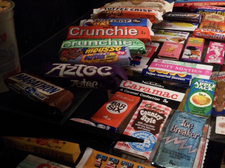"And even more decade-old candy... (guess what the ""Marathon"" brand is called today, click to find out)"