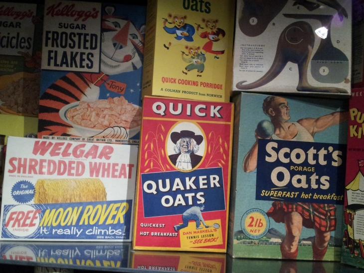Museum of Brands Packaging and Advertising Cereal Boxes