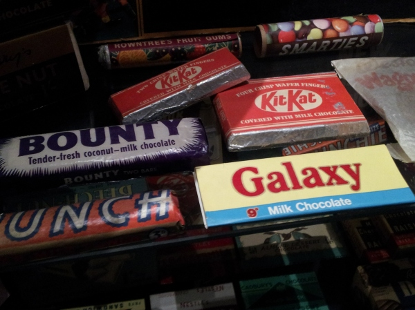 Bounty, Crunch, KitKat, Galaxy, Smarties and more...