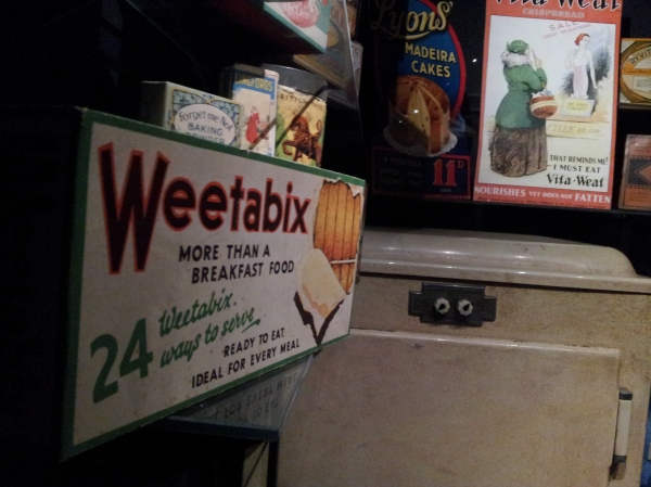 Weetabix still exists today (click on the image to see today's visual identity)