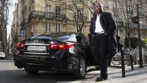 Joseph Francois, a French ride-hailing entrepreneur, portrayed in the FT this month (click to read full article)