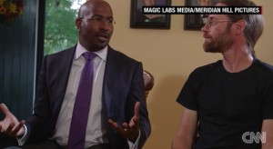 """""""How did it get to the point where, when you disagree with somebody, you have to be their enemy?"""" Van Jones"""