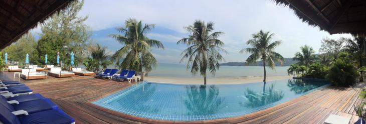 The One Resort Koh Rong Samloen Panorama